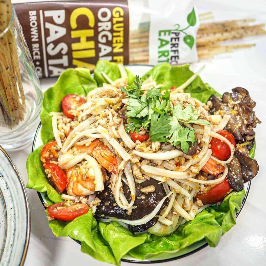 Perfect Earth Organic Chia Pasta