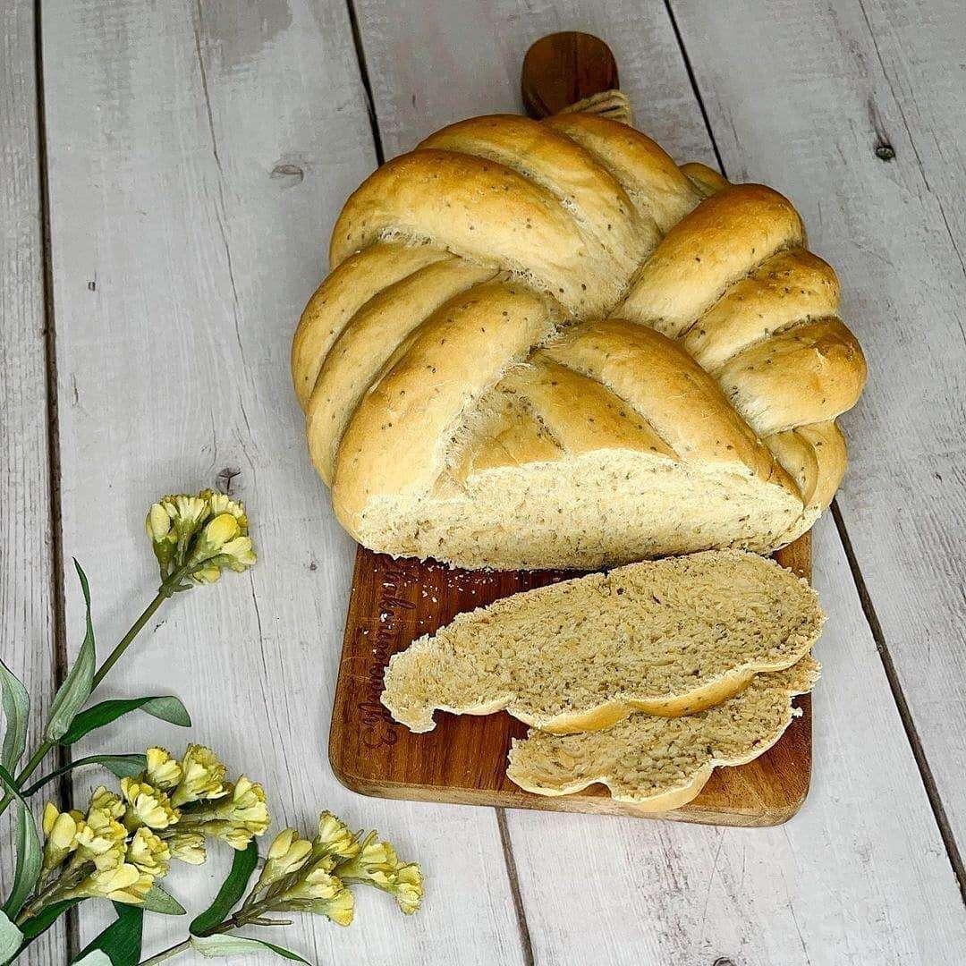 Avocado Chia Bread